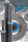 Веерный дождеватель PROS-06-PRS40-CV без форсунки с обратным клапаном (1,0-7,0 атм)