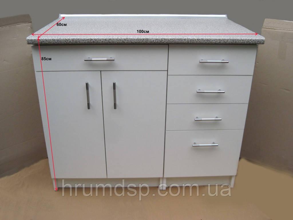 Кухонний стіл 100х60