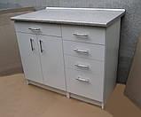 Кухонний стіл 100х60, фото 2