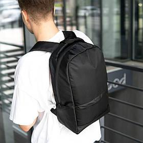 Чоловічий рюкзак міський чорний Smoke