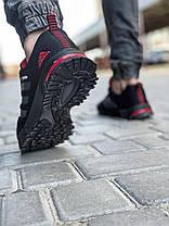 Кроссовки мужские 18603, Adidas Spring Blade, черные, [ 41 42 43 44 45 46 ] р. 41-26,5см., фото 3