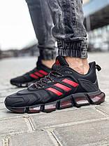 Кросівки чоловічі 18613, Adidas x Pharrell Vento (TOP), чорні, [ 41 42 43 44 45 46 ] р. 41-26,5 див., фото 2