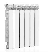 Алюминиевые радиаторы отопления. Fondital Calidor 500/100 (Италия) Aleternum. Алюмінієві радіатори.