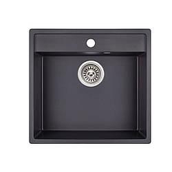 Кухонна мийка Qtap CS 5250 BET (QT5250BET502)