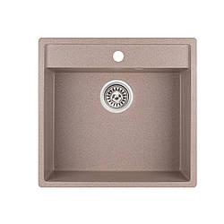 Кухонна мийка Qtap CS 5250 BEI (QT5250BEI551)