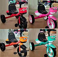 Велосипед детский трехколёсный Best Trike, со светом и звуком, звоночек, колесо EVA на пене d- 10, в коробке