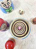 Деревянная игрушка Матрешка Репка MD 2799, фото 5