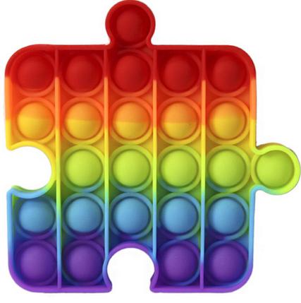 Игрушка Поп Ит антистресс Pop it для детей (пазл), фото 2