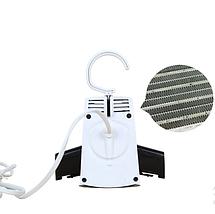 Вішалка електрична сушарка для одягу плічка Electric PRO Hanger, фото 2