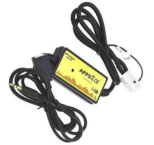 Адаптер USB, AUX для магнітоли Apps2Car WT-USB01