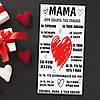 """Шоколадна плитка мамі """"Хочу сказати тобі спасибі"""" / Шоколадна плитка мамі """"Хочу сказати тобі спасибі"""""""