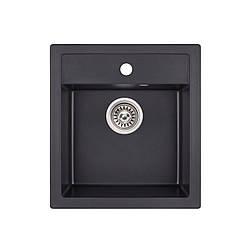 Кухонна мийка Qtap CS 5046 BET (QT5046BET502)
