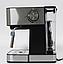 Электрическая Кофеварка эспрессо Crownberg CB-1565 Механическоя Молотый для Дома, Кафе, Гостиниц, Кухни, фото 9