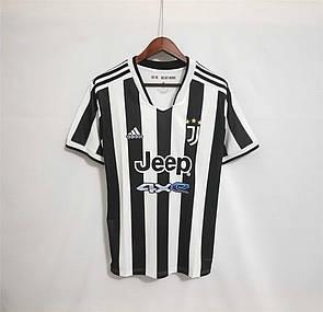 Футбольная форма Juventus Ювентус 2021-22, домашняя