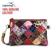 Женская кожаная сумка. Модель 05243