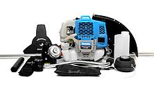 """Бензиновая мотокоса 2-х тактный MAKITA GT-4800 (4.8 кВт.) Комплектация """"СТАНДАРТ"""" триммер, бензотриммер Макита, фото 3"""