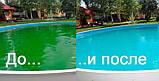 Аква Старт набор для бассейна 3в1 химия + дозатор с термометром (1 кг=5таб* 200г, 75мм ), фото 5