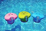 Аква Старт набор для бассейна 3в1 химия + дозатор с термометром (1 кг=5таб* 200г, 75мм ), фото 7