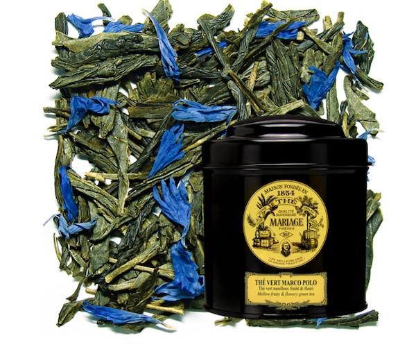 Зелений чай Mariage Freres Marco Polo Green ж/б 100 р