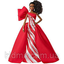 Лялька Барбі Колекційна Святкова 2019 Barbie Collector Holiday FXF02