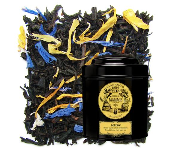 Черный чай Mariage Freres Bolero ж/б 100 г