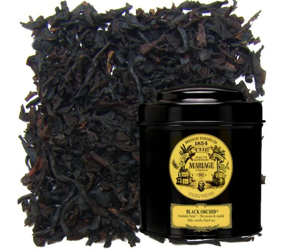 Черный чай Mariage Freres Black Orchid ж/б 100 г