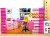 Меблі Gloria офіс кор.27*6*21 ш.для ляльок.