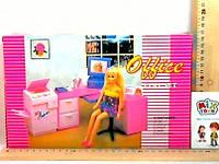 Мебель Gloria офис кор.27*6*21 ш.к для кукол.
