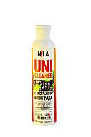 Nila Uni-Cleaner Универсальное средство для снятия гель-лаков 250 мл