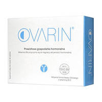 Оварин (Ovarin), пищевая добавка, 60 таблеток