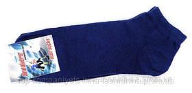 Носки мужские ТОП-ТАП сникерсы короткие джинсовый 29-31р 44-46 (М-122)