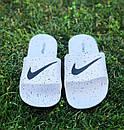 Мужские тапочки Nike Slide Air VaporMax White, фото 3