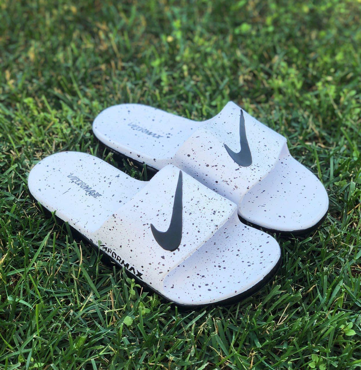 Мужские тапочки Nike Slide Air VaporMax White