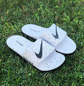 Мужские тапочки Nike Slide Air VaporMax White 43