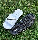 Мужские тапочки Nike Slide Air VaporMax White, фото 2