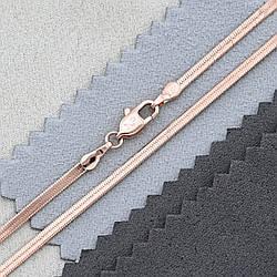 Цепочка Xuping 31287 ширина 2 мм позолота РО длина 45