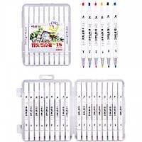 Набор маркеров для скетчей 18 цветов, фото 1