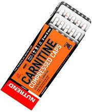 Жиросжигатель карнитин Nutrend CARNITINE Compressed Caps 120 caps