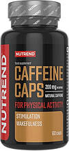 Енергетичний стимулятор Nutrend CAFFEINE Caps 60 капс