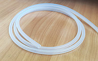Силиконовая медицинская трубка (диам. 5мм/8мм) для кислорода, промывки, всасывания и дренажа