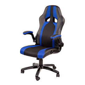Кресло геймерское Goodwin Miscolc black blue