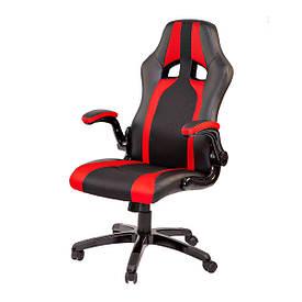 Кресло геймерское Goodwin Miscolc black red