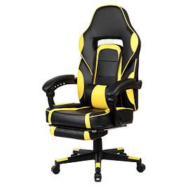 Кресло геймерское Goodwin Parker yellow