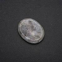 Массажер для лица из натурального камня Лабрадор 45,5х35,5мм купить оптом в интернет магазине