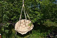 Садовые качели гамак Производство Украина standart 120 кг бежевый