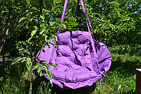Садовые качели гамак Производство Украина standart 120 кг фиолетовый