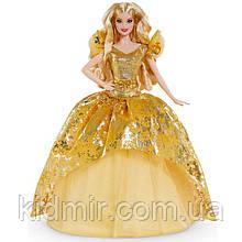Лялька Барбі Колекційна Святкова 2020 Barbie Collector Holiday GNR92