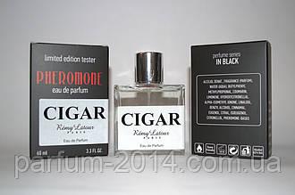 Мужской парфюм реми латур сигар Remy Latour Cigar с феромонами 60 мл (лиц) пробник аромат запах духи тестер