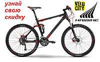 "Велосипед двухподвес Haibike Attack FS 26"" , фото 1"