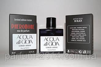 Жіночий аромат Армані ді джоя Armani Acqua di Gioia з феромонами 60 мл (осіб) парфуми парфуми запах тестер